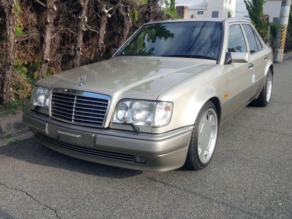 Mercedes-Benz E500 1995