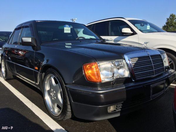 Mercedes-Benz 500E 1992