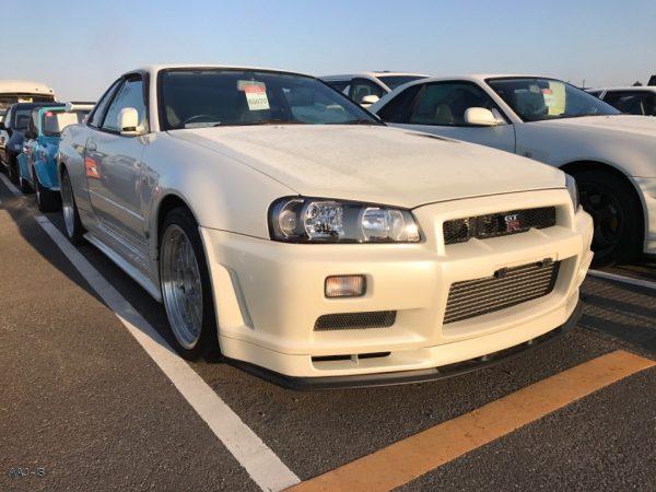Nissan GT-R R34 V-spec II Nür