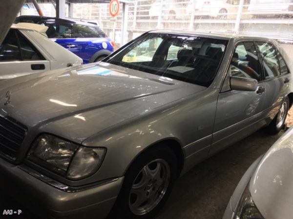 Mercedes-Benz S320 1998 48.000 km