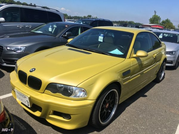 BMW E46 M3 SMG 2002