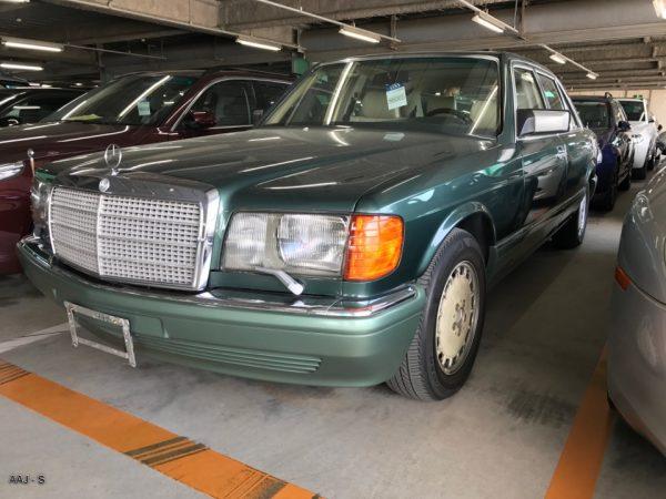 Mercedes-Benz 560SEL 1990