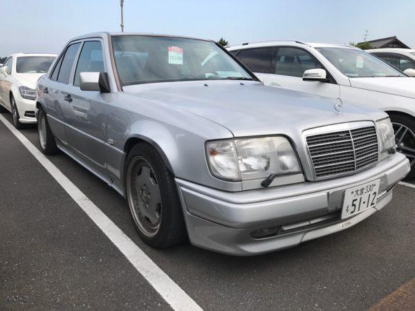 Mercedes Benz W124 400E S3 AMG 1994