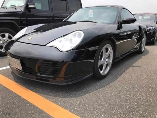 Porsche 911 Turbo 2004