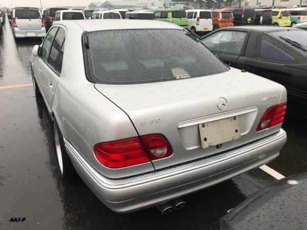 Mercedes-Benz W210 E60 AMG 1996