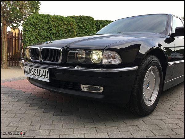 BMW 750iL 1998