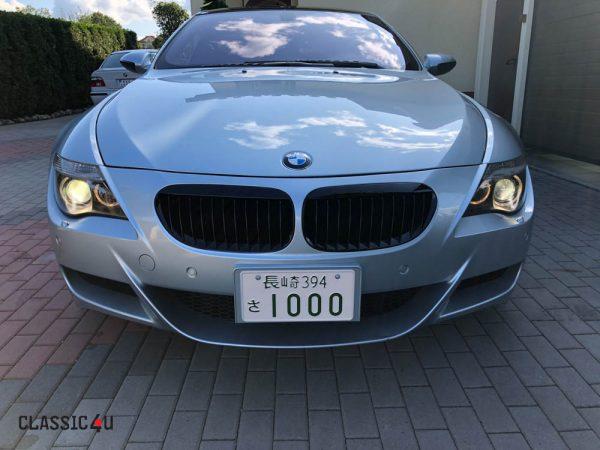 BMW M6 2007 – 33.000km – Silverstone