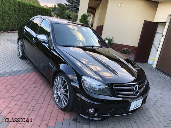 C63 AMG Performance 33.000km