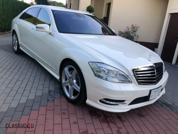 S550L – AMG Package