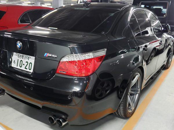 BMW M5 2007 – 35.000km – Lifting model