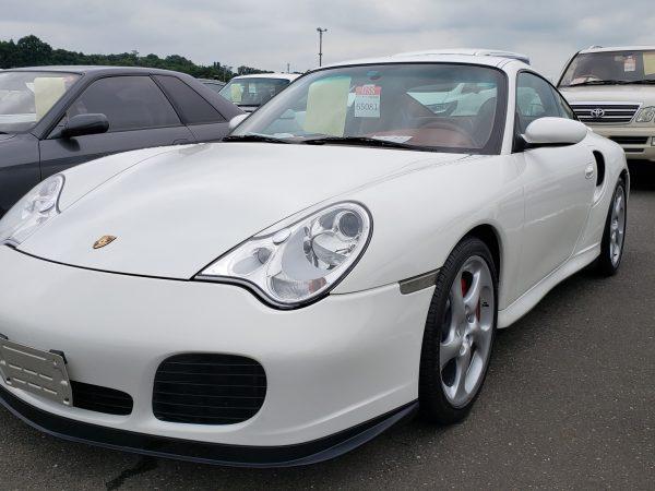 Porsche 911 Turbo 2002