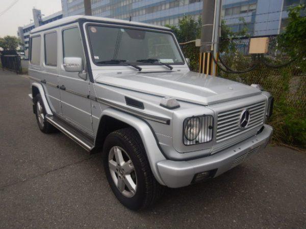 G500 – 2006- 79.000km – Grand Edition