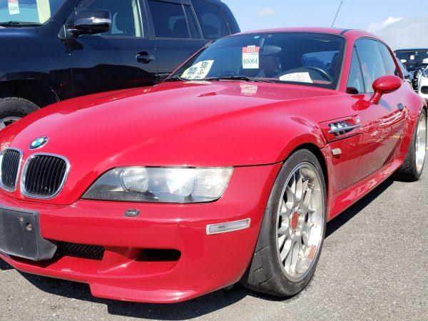 BMW Z3M – Imola Rot