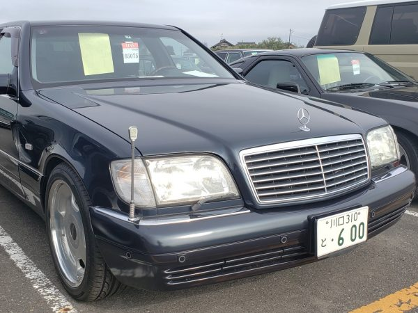 Mercedes-Benz S600 Lifting model 31.000km – Top Condition