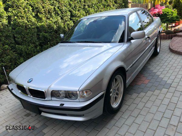 BMW 735iA M-Sport