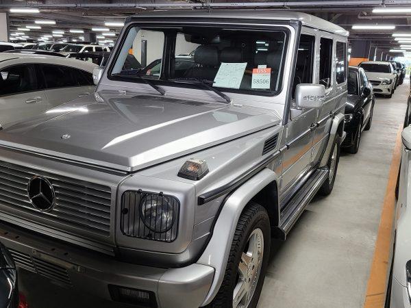 G500 – 2003- 73.000km
