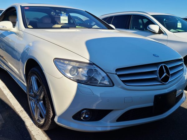 Mercedes-Benz CL 550 – AMG/Designio Package 4.5/B Grade