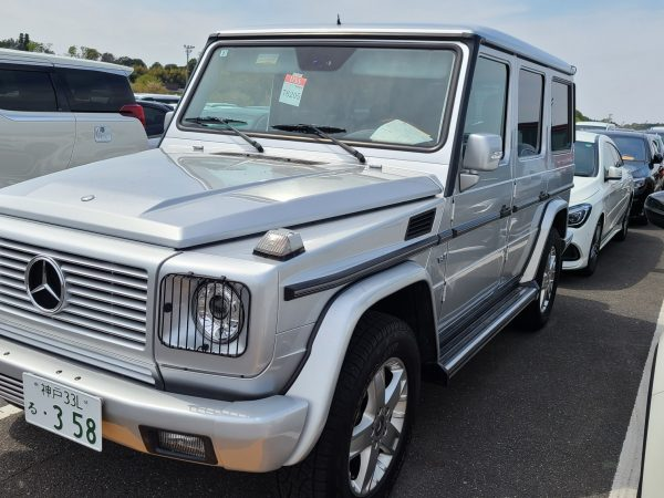 Mercedes-Benz G500 49.000km – 4.5 Grade