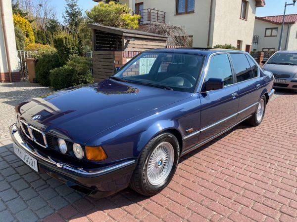 BMW E32 750iL 1994